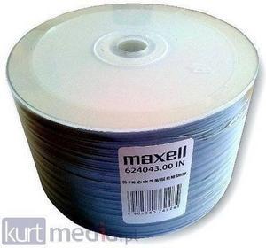 Maxell CD-R 700 MB 52x PRINTABLE FF Szpula 50