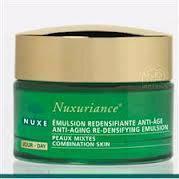 Nuxe NUXURIANCE Przeciwzmarszczkowa emulsja przywracająca gęstość skóry i zwężająca pory 50ml