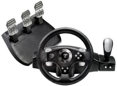 Thrustmaster Rallye GT FFB Clutch