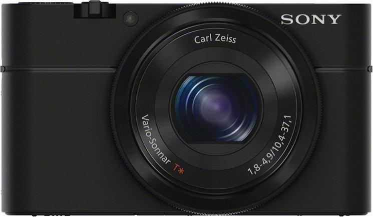Sony DSC-RX100 czarny