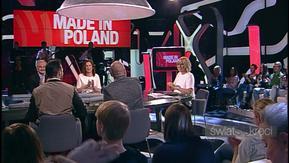 Vicemister w wyborach Mister International i jadalne talerzyki - Rafał Maślak, Małgorzata Then i Jerzy Wysocki - Made In Poland, odcinek 287