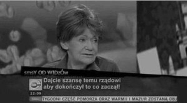 Maria Czubaszek- klub pamięci