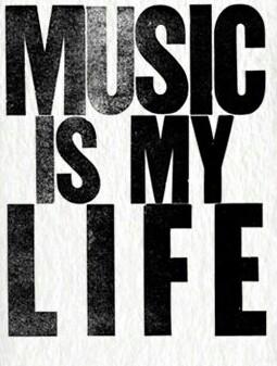 Music is my life. Dla ludzi kochających Muzyke