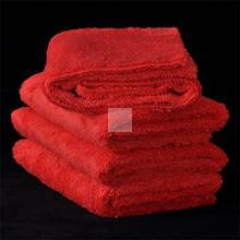 Chemical Guys – Mikrofibra Edgeless Red 40x40cm