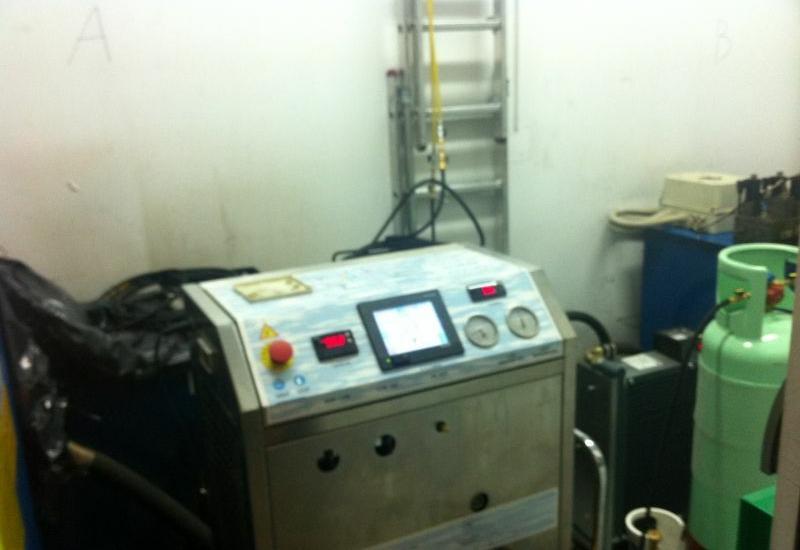 dostawa urządzeń chłodniczych - ART-KLIMA Bieńkowski Sroc... zdjęcie 2