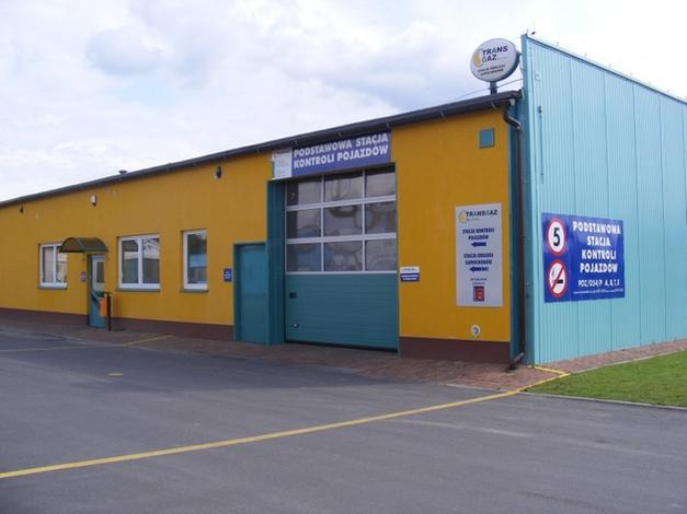 wydechowe - Trans-Gaz Stacja Obsługi ... zdjęcie 11