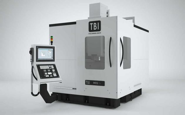 narzędzia - TBI Technology. Obrabiark... zdjęcie 3