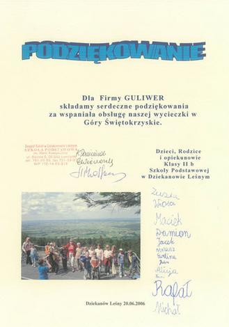 organizacja urodzin dla dzieci - Biuro Turystyczne Guliwer... zdjęcie 17