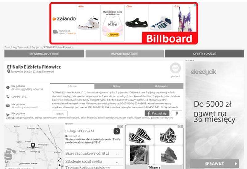 Katalog firm - Biuro regionalne Media Im... zdjęcie 1