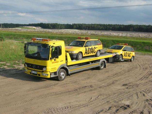 transport samochodów - PPHU Lechmot zdjęcie 6