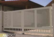 automatyka do bram - AluDom. Ogrodzenia, bramy... zdjęcie 2