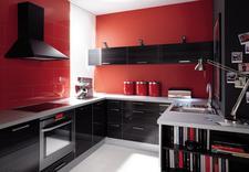 black red white - Kuchnie Szafy Emka MEBLE zdjęcie 11
