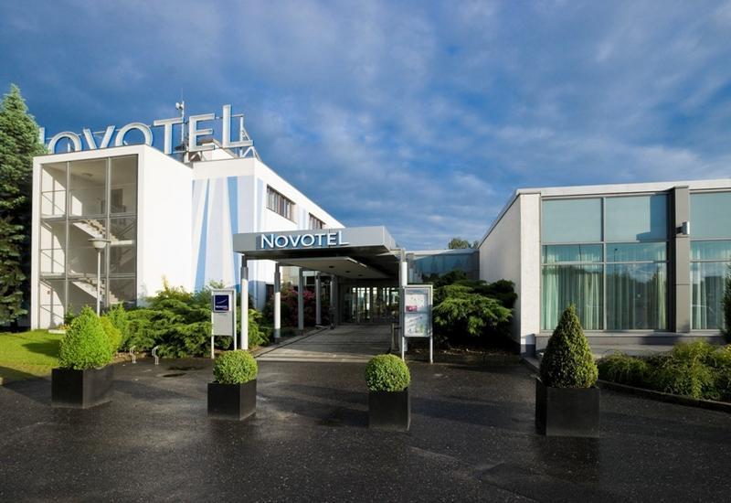 hotel - Hotel Novotel Poznań Malt... zdjęcie 1