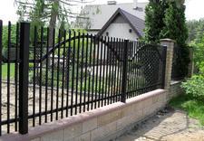 Drzwi zewnętrzne, ogrodzenia, konstrukcje stalowe