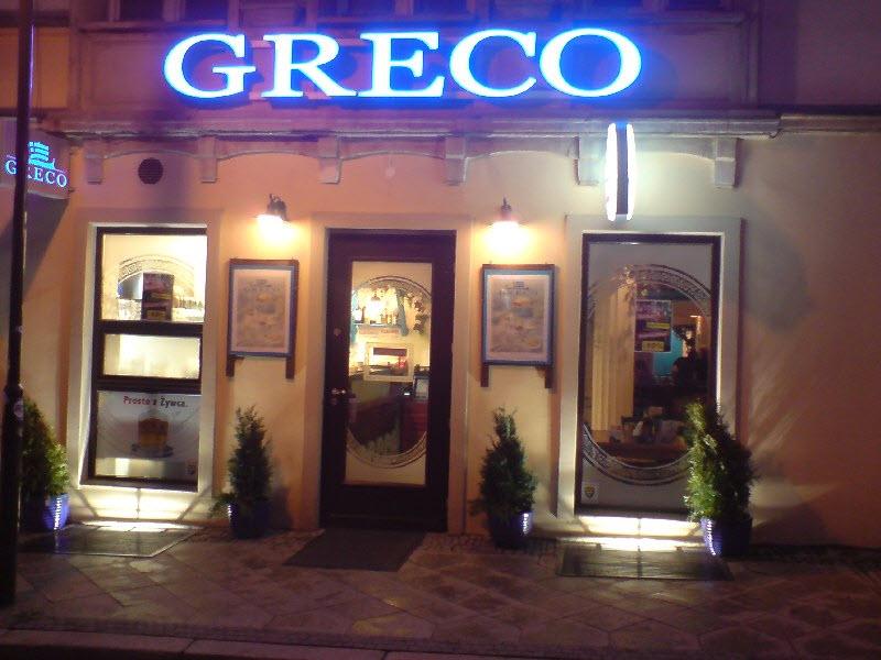 Greco Restauracja Grecka Wroclaw Mapa Polski W Zumi Pl