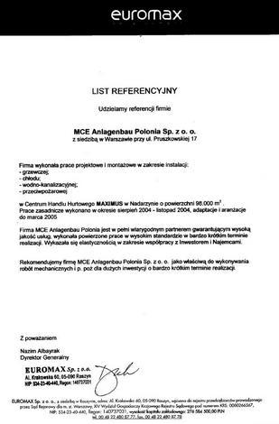 pomiar integralności filtrów hepa - YIT Poland - Biuro serwis... zdjęcie 8