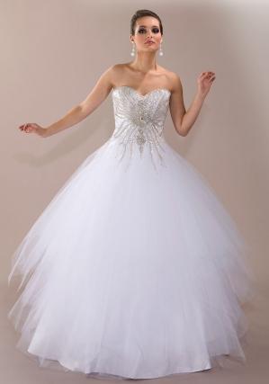 dekoracja sali weselnej kędzierzyn-koźle - Sovello Salon Mody Ślubne... zdjęcie 3