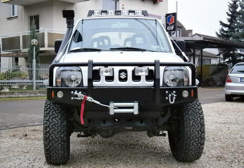 Warsztat samochodowy Orion - serwis 4x4