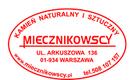 Kamień naturalny i sztuczny MIECZNIKOWSCY. Blaty, parapety, kominki - Warszawa, Arkuszowa 136