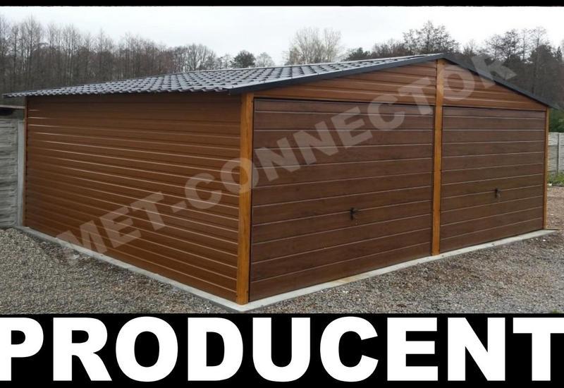 garaże, bramy, wiaty