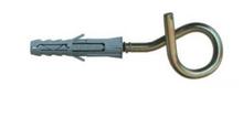Kołek rozporowy 12 z hakiem hustawkowym