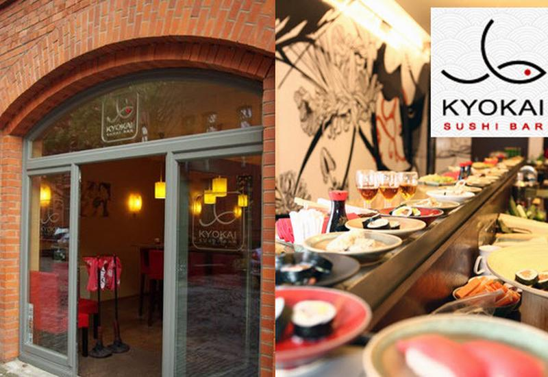 kuchnia japońska - KYOKAI. Sushi bar, restau... zdjęcie 1
