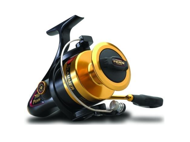 Legendarny kołowrotek na największe ryby morskie i śródlądowe. Wyposażony w 6 łożysk (w tym oporowe), przełożenie 4,7:1, waga 760gr.