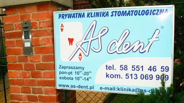 gabinety stomatologiczne - AS dent Prywatna Klinika ... zdjęcie 2