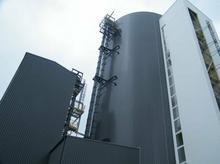 Obiekty przemysłowe Weber Saint Gobain/Szwecja