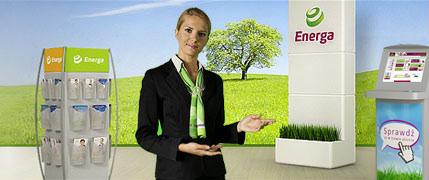 energia - Salon Sprzedaży ENERGA - ... zdjęcie 1