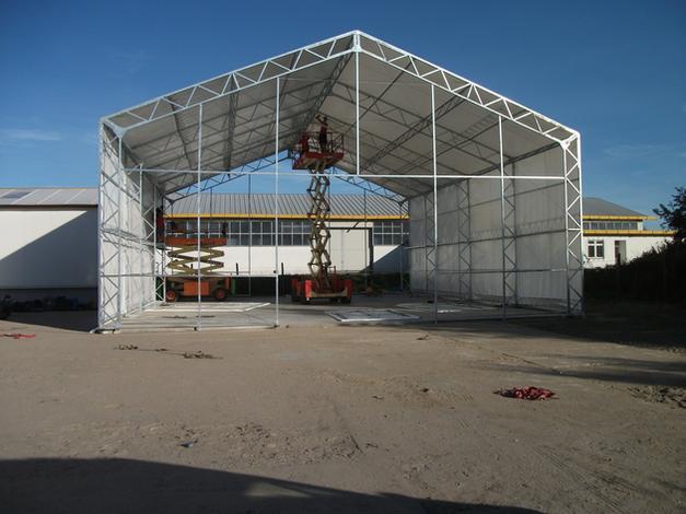namioty targowe - Namiotex zdjęcie 16