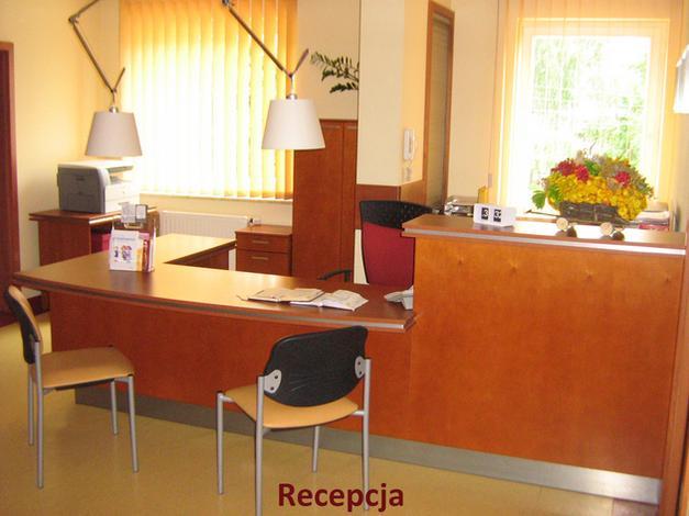 Gabinet Reumatologii, Poradnia Osteoporozy, Pracownia Densytometrii, USG