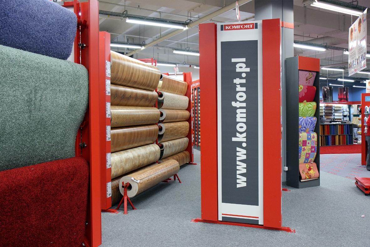 Komfort Panele Dywany Wykładziny Podłogi Drewniane