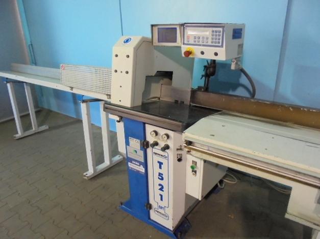- średnica piły Ø 500 mm - profesjonalne cięcie - rok produkcji 2004, włoska