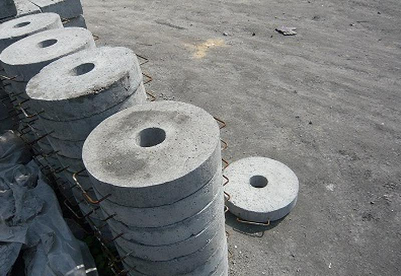 kręgi betonowe