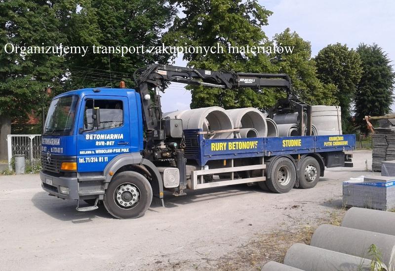 bloczków betonowych - RUR-BET - rury, kręgi, pr... zdjęcie 4