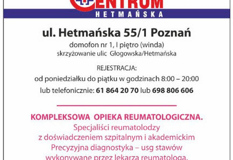 alergia - Medyczne Centrum Hetmańsk... zdjęcie 3