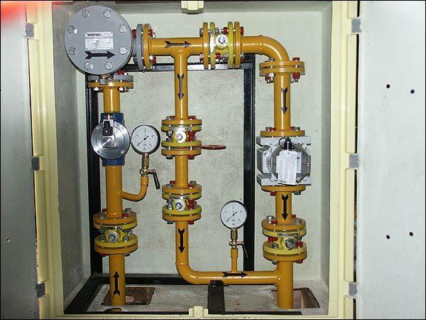 ciśnieniomierze - Irex - Gaz zdjęcie 7