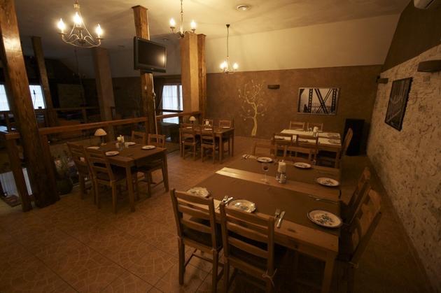 kuchnia włoska - Antresola. Restauracja, p... zdjęcie 6