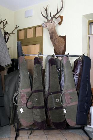 szafy na broń i amunicję - MR. Hunter. Sklep myśliws... zdjęcie 8