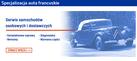 Tand - Auto-Części. Części do aut francuskich, mechanika pojazdowa