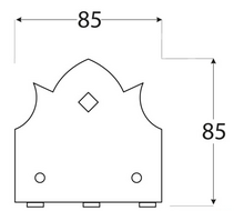 SDD 85B / 85x85 /