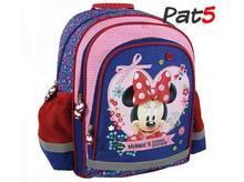 Plecak szkolny dwukomorowy z licencji MINNIE