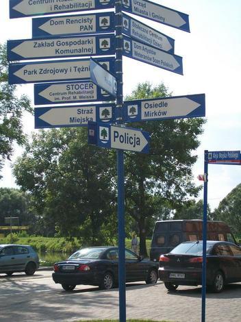 znaki drogowe sprzedaż - PZM Wimet Józefów. Znaki ... zdjęcie 11