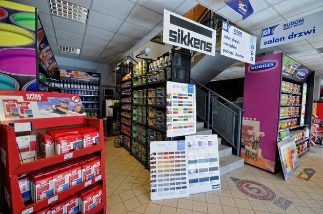 farby - BUDOM MARKET drzwi, podło... zdjęcie 4