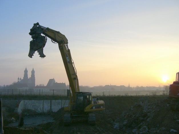 wyburzenia domów - JAXA-POL Sp. z o.o. zdjęcie 4