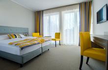 Pobyt w komfortowych pokojach