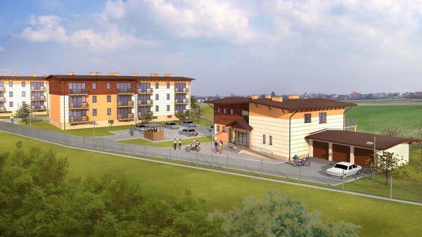 osiedle domów - Pozytyw Sp. z o.o. - Osie... zdjęcie 5