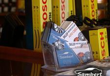 Sklep motoryzacyjny Sambert