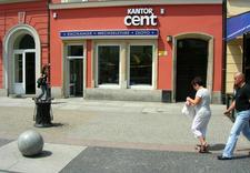 kurs franka szwajcarskiego - Kantor Cent Szulc i Czarn... zdjęcie 2